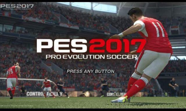 Download PES 2017 APK OBB v1.2.2