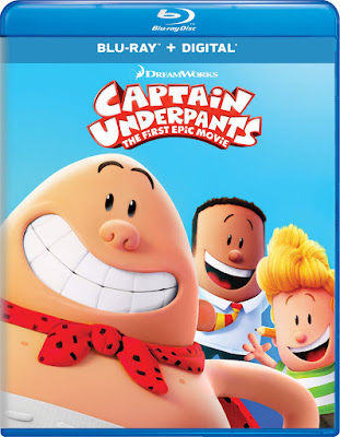 Captain Underpants: The First Epic Movie (2017) Dual Audio 720p | 480p BluRay ESub x264 [Hindi 5.1ch – Eng 5.1ch] 800Mb | 300Mb