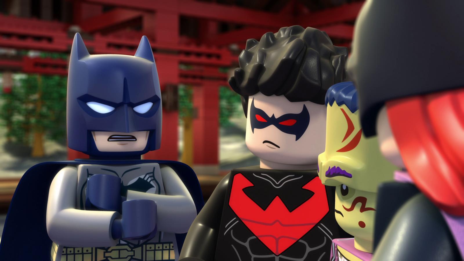 Lego DC Comics Superheroes Justice League - Gotham City Breakout (2016) 1080p BD25 2