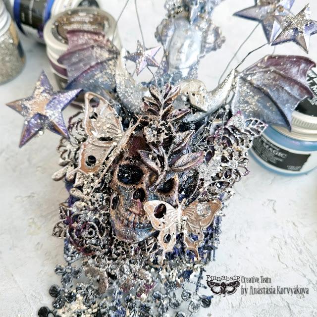 @nastyalena #mixedmedia #alteredbrush