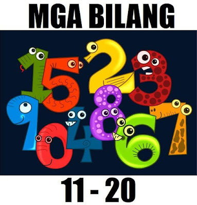Counting Numbers 11-20 (Mga Bilang)