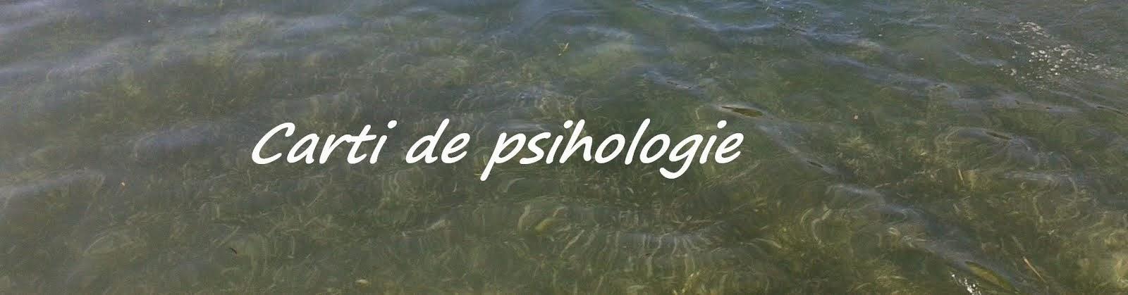 Psihologia Varstelor Pdf