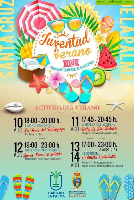 El Ayuntamiento diseña un extenso programa de actividades para celebrar la II Semana Internacional de la Juventud