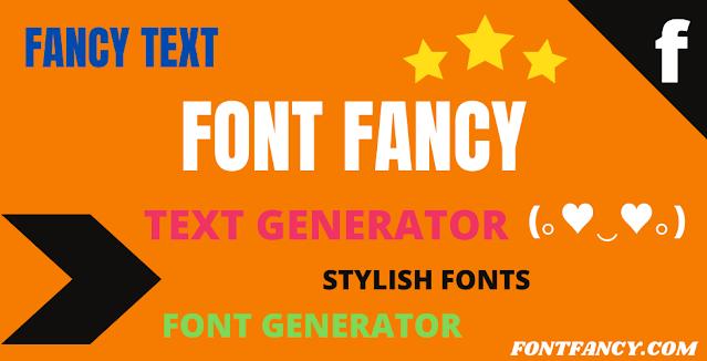 Fancy Text Generator - Ⓒ𝕆𝕆𝕃 Fancy Text ❤️
