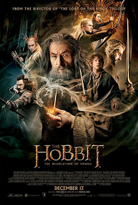 The Hobbit The Desolation Of Smaug 2013 Extended Dual Audio Hindi 720p BluRay 1.4GB