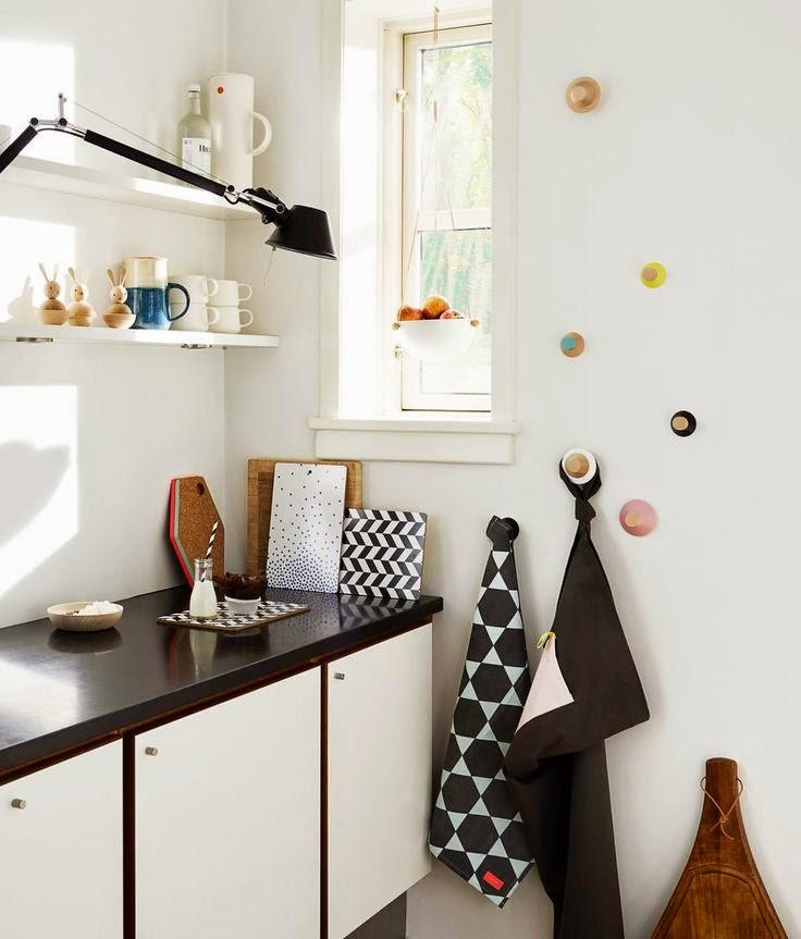De 30 cocinas modernas peque as llenas de inspiraci n for Decoracion de cocinas sencillas