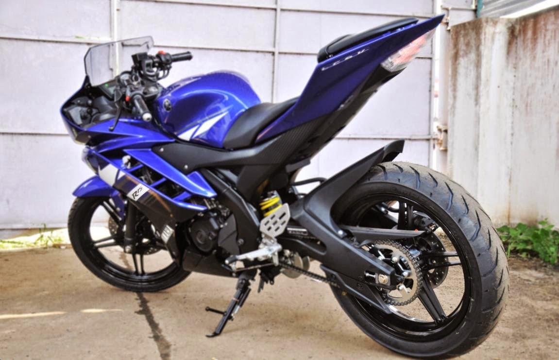 Koleksi Modifikasi Motor Yamaha R15 Terbaru Modifikasi Motor