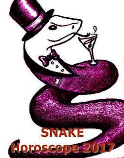 SNAKE Horoscope 2017 Chinese Zodiac Forecast