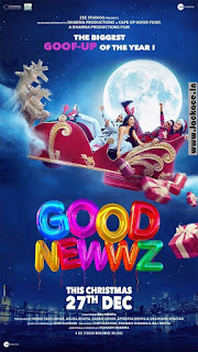 Good Newwz First Look Poster 6