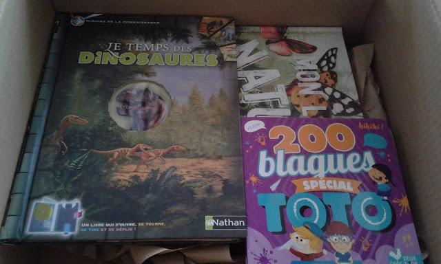 > 200 blagues spécial Toto  > Mon livre nature tout en-un  > Le temps des dinosaures