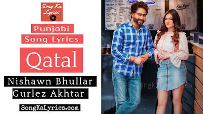 qatal-lyrics