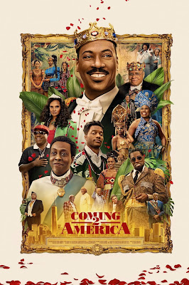 Coming 2 America (2021) [English 5.1ch] 720p | 480p WEB HDRip ESub x264 850Mb | 350Mb