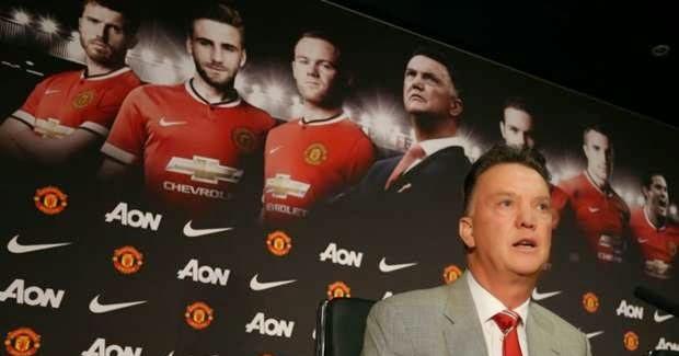 Van Gaal's Man United Revolution Begins In Transfer Market