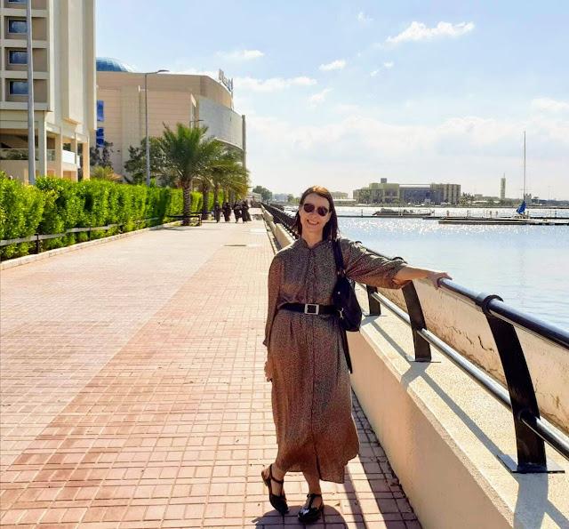 Pukeutumisohjeet Ras al Khaimahiin KultturelliMatkalaukussa blogissa