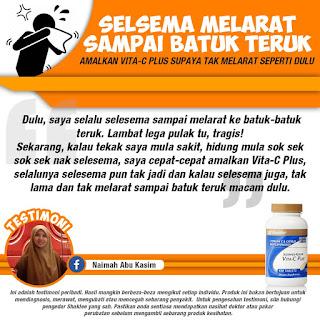 Vitamin C Untuk Selsema
