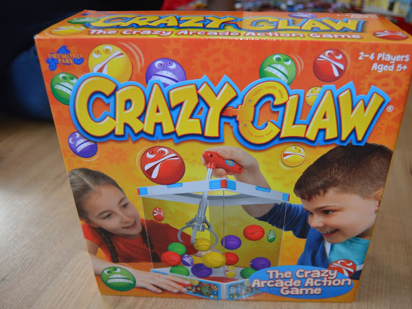 Crazy Claw by Drumond Park Review
