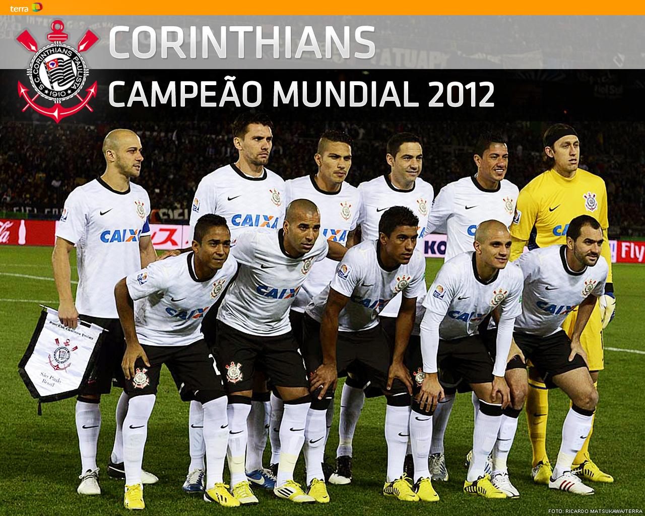 CORINTHIANS É BICAMPEÃO MUNDIAL DE CLUBES DA FIFA