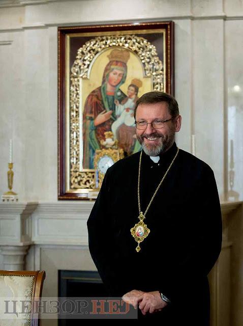 """Arcebispo de Kiev: """"a capitulação traz uma falsa paz que fere mais ainda o povo"""""""