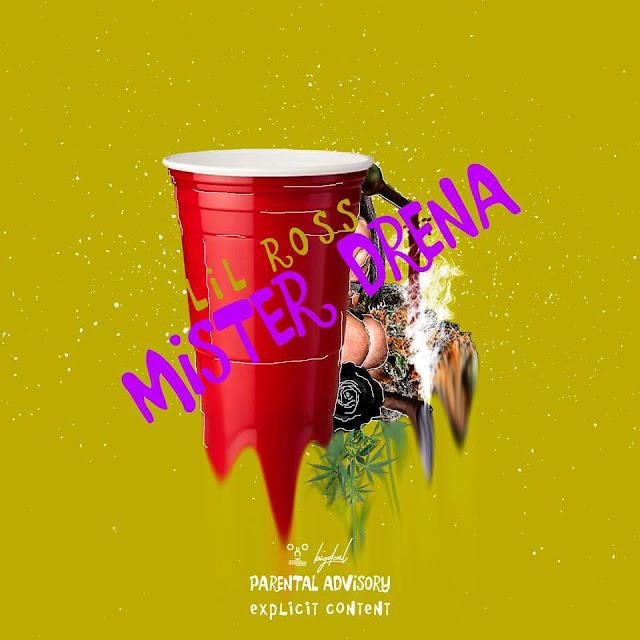 "O rapper angolano Lil Ross lança o mixtape ""Mister Drena"""