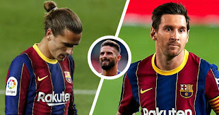 Griezmann is the future of Barcelona, Messi won't last forever: Giroud