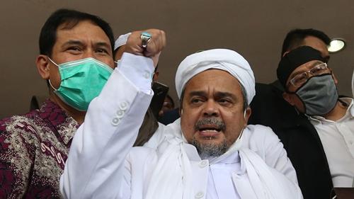 Kecewa Bima Arya, Habib Rizieq: Saya Bantu Anda di Pilwakot