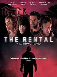 The Rental[2020][NTSC/DVDR]Ingles, Español Latino