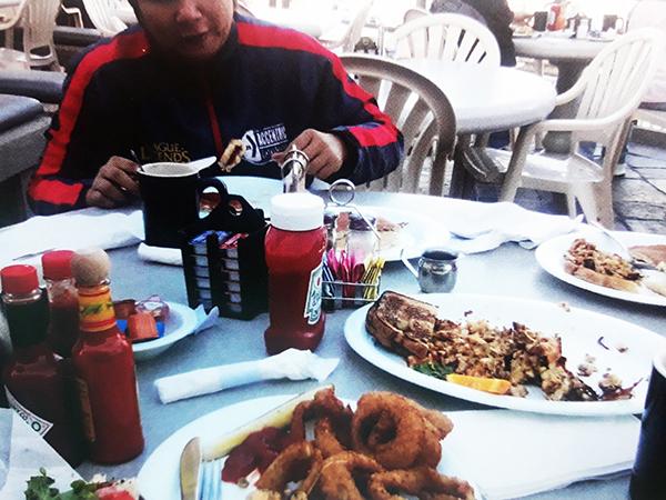 breakfast by the bay