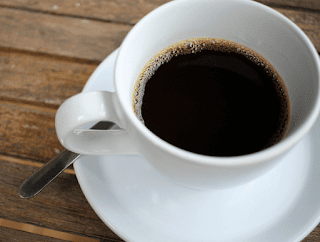 Black Coffee Can Make Smooth Defecation