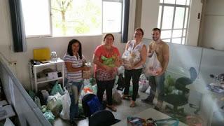 Prefeitura de Picuí arrecada mais de uma tonelada de alimentos com inscrições para processo seletivo