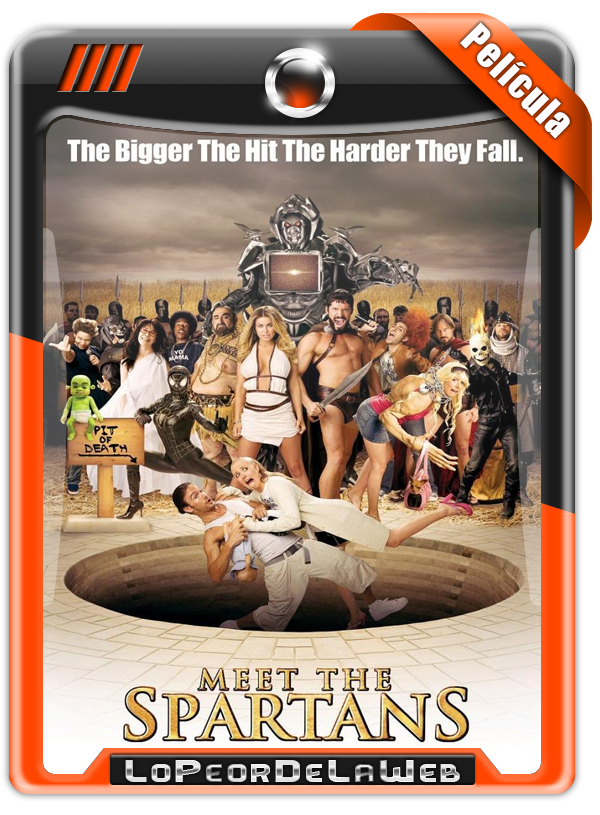 Meet The Spartans (2008) | Casi 300 720p H264 Dual