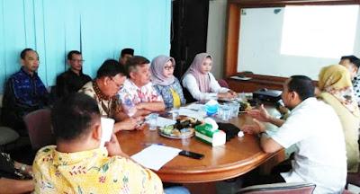 Komisi I Konsultasikan Proyek Putus Kontrak DK ke LKPP