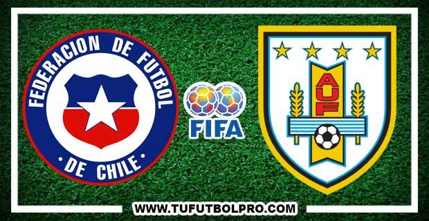 Ver Chile vs Uruguay EN VIVO Por Internet Hoy 15 de Noviembre 2016