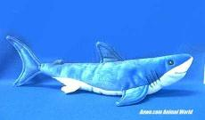 Mako Shark Plush Stuffed Animal Toy