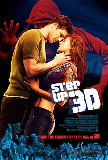 Step Up 3 3D 2010 480p 300MB BRRip Dual Audio [Hindi - English]
