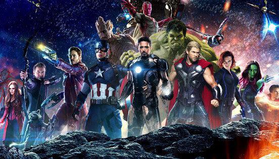 """Phim Avengers 3 : Infinity War """"Cuộc chiến vô cực"""" 4/2018"""