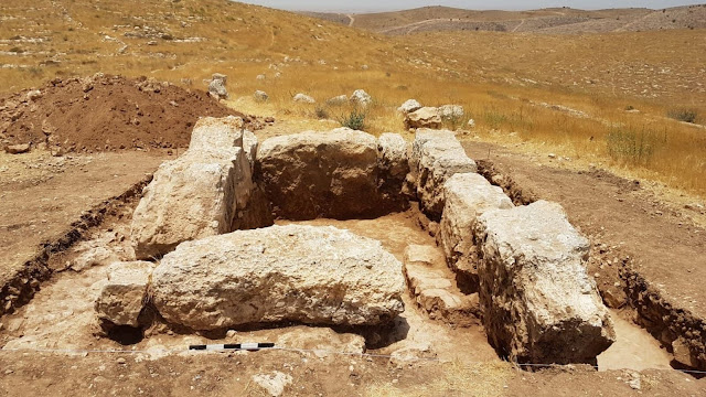 2,700-year-old watchtower discovered in southern Israel