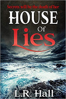 House of Lies - thriller by L.R. Hall - book promotion sites
