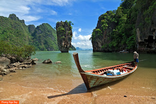Cover Photo: Phang Nga Bay