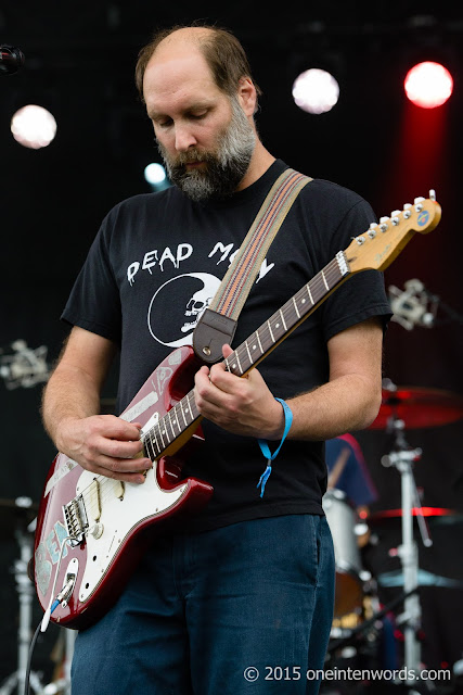 Built To Spill at the West Stage Fort York Garrison Common September 18, 2015 TURF Toronto Urban Roots Festival Photo by John at One In Ten Words oneintenwords.com toronto indie alternative music blog concert photography pictures
