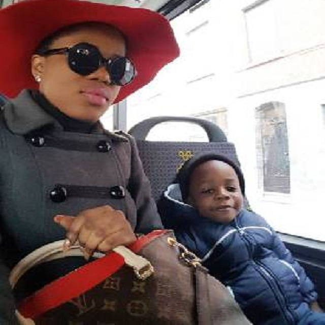 Amoabeng 'slept' with me but not the father of my son - Mzbel