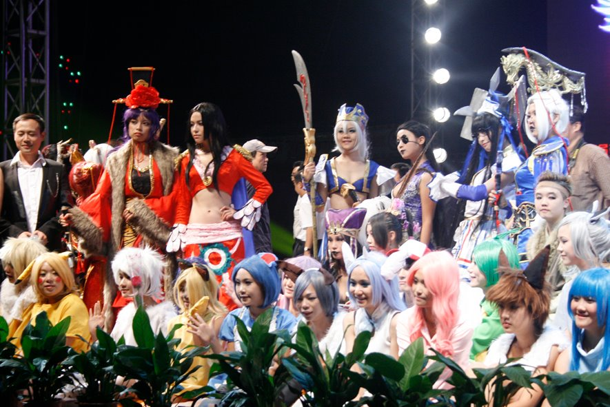 Is Cosplay an Absurd Escapism Or Creative Self-Expression?