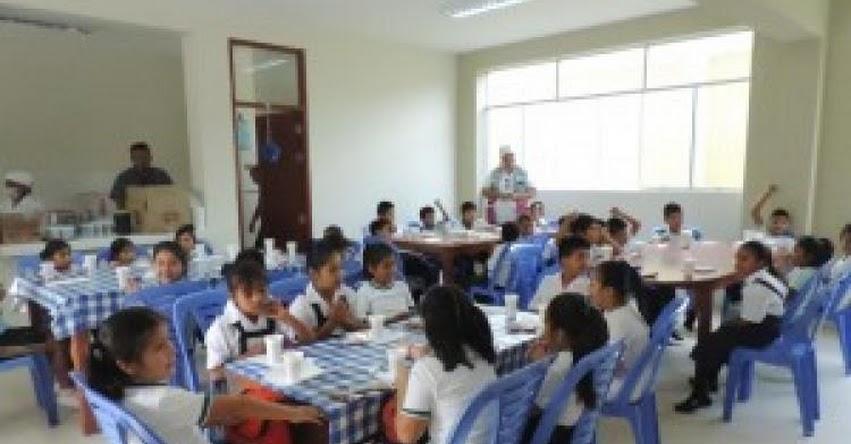 QALI WARMA: Programa social supervisa inicio del servicio alimentario para más de 105 mil escolares en La Libertad - www.qaliwarma.gob.pe