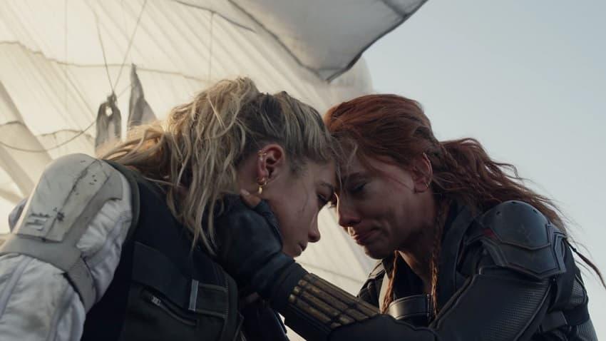 Год без Marvel - Disney перенесла кинокомикс «Чёрная Вдова» на 2021 год