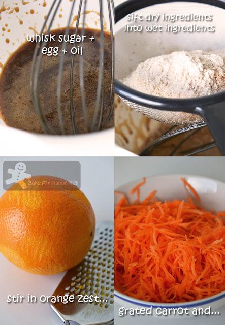 Delia Smith Low Fat Moist Carrot Cake Recipe