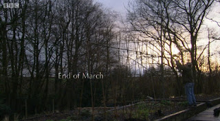 End of March