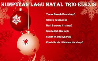 Download Lagu Full Album Natal Trio Elexis