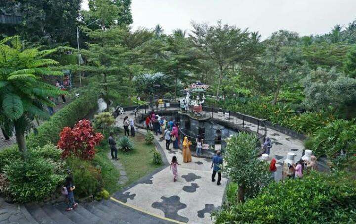 Cimory On The Valley Semarang Harga Tiket Lokasi Jam