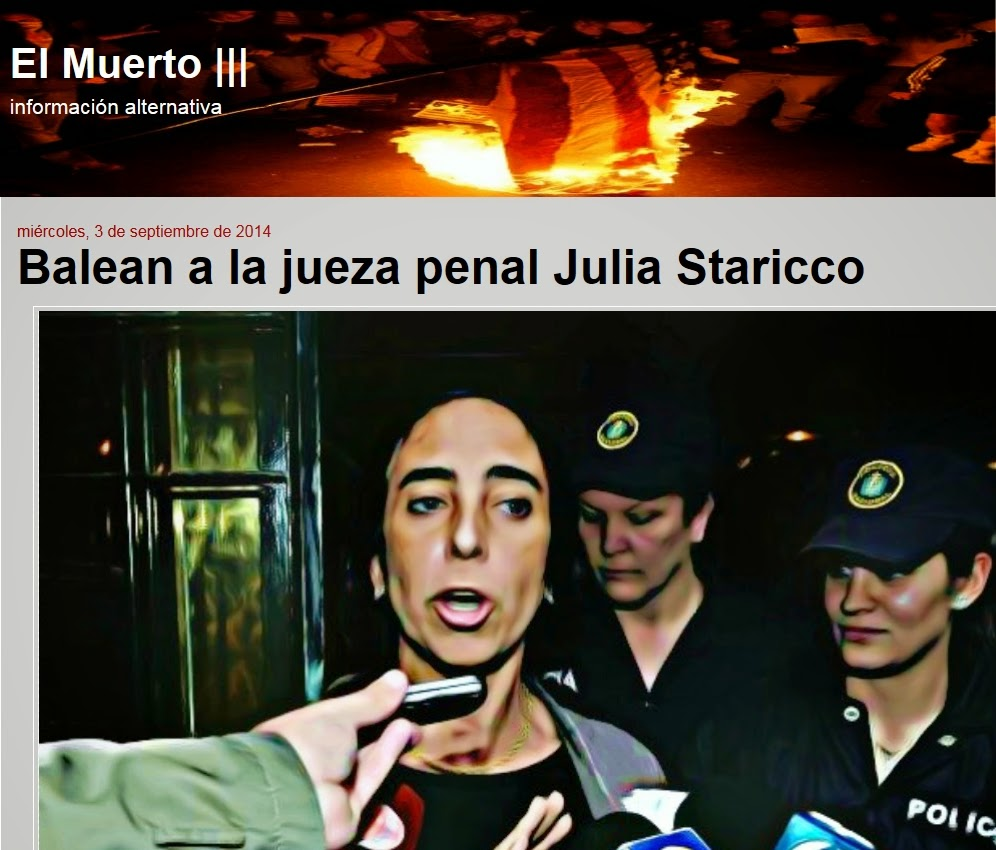http://elmuertoquehabla.blogspot.nl/2014/09/balean-la-jueza-penal-julia-staricco.html