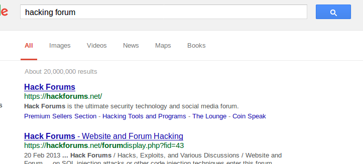 Hackers Lounge Forum