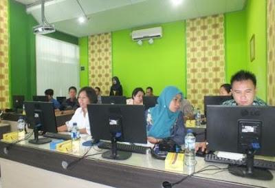Pelatihan GIS untuk Dinas Kehutanan, Perkebunan, Pertanian dan Peternakan Kabupaten Banggai Kepulauan